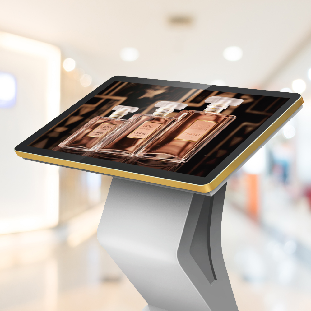 DIGITAL TOUCHSCREENS - Digital signage is not just for your window. Digital touchscreens let you bring this technology indoors. Customers often prefer to browse alone. Touchscreens enable this, with your team on hand to offer assistance.Click here for more info on digital touchscreens.
