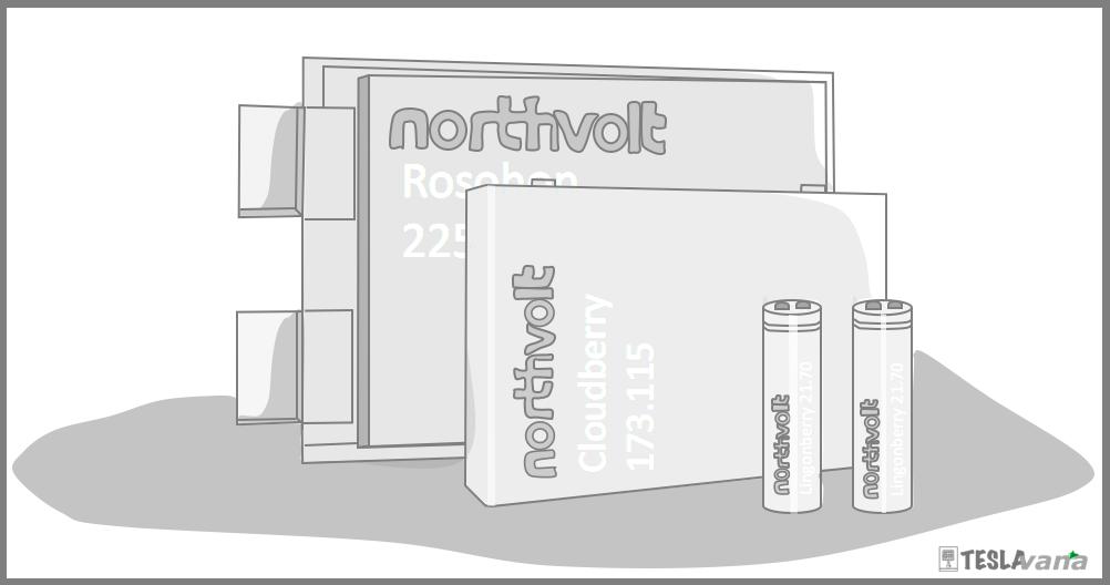 Northvolt planning Europe's largest battery factory