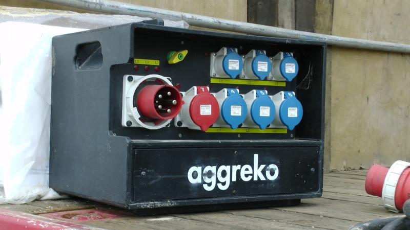 Aggreko brings civilisation to remote areas