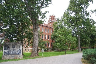 Loretto Motherhouse--Nerinx KY              Photo by Patricia Drury