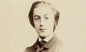 Gerard Manley Hopkins  Poet & Jesuit priest (1844-1889)**