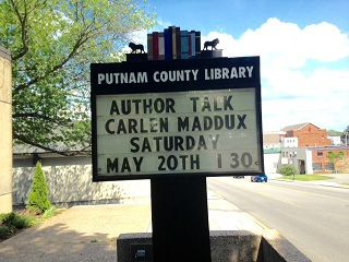 My hometown library