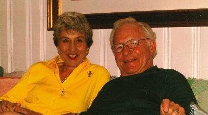 Peg and Bob Green, February 2009