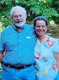 Lynda with Richard