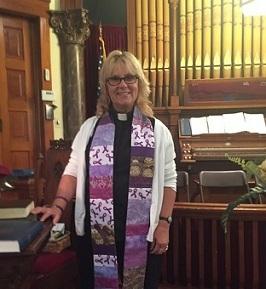 Pastor Cynthia