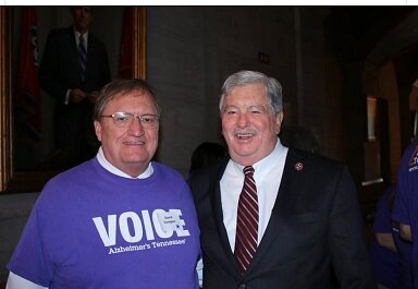 The Advocate with Tennessee Lt. Gov. Randy McNally