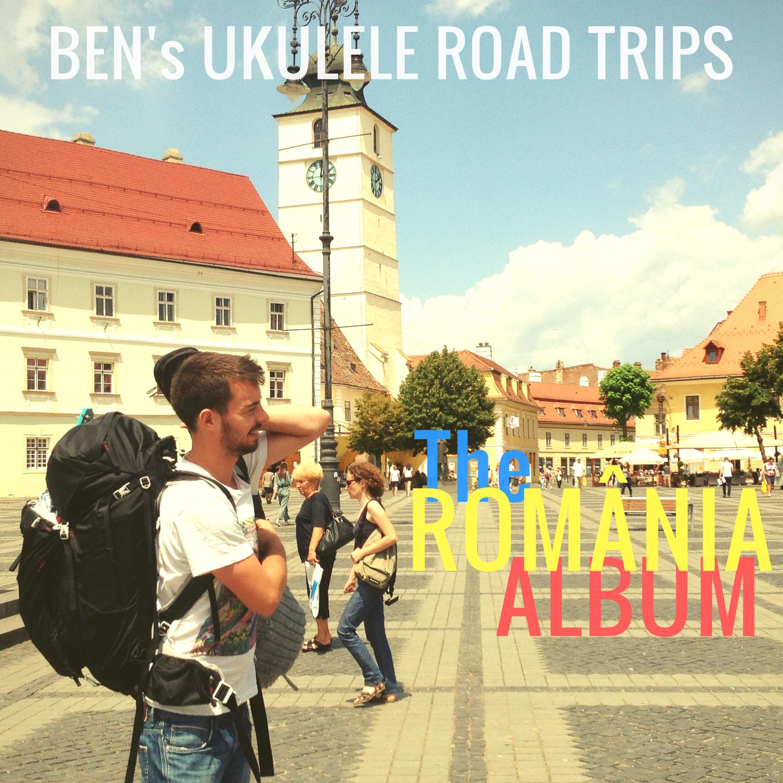 LISTEN TO 'THE ROMÂNIA ALBUM'
