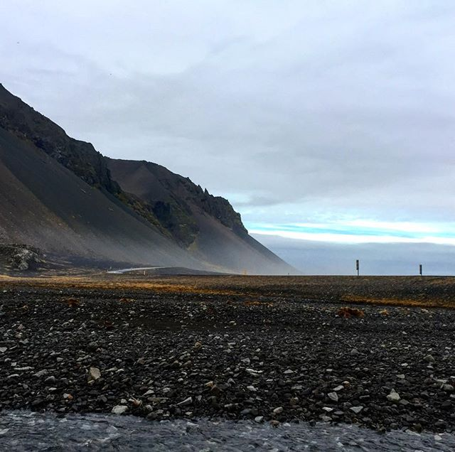 The beauty of #Iceland. The dance of sky, land and sea. #wanderlust #goingnorth #ukulele #adventure