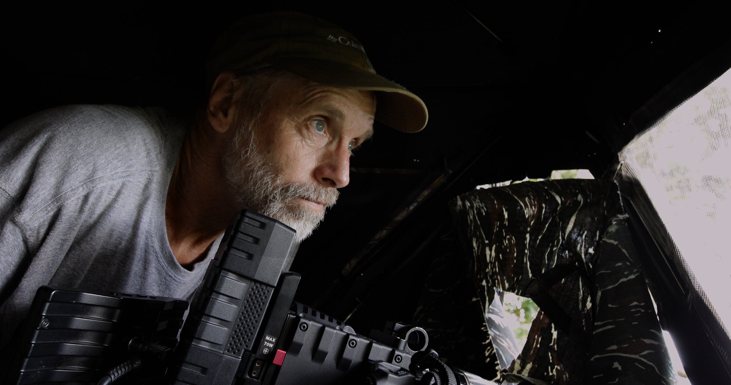 NEIL RETTIGWildlife Cinematographer - Neil Rettig is a world renowned 6-time Emmy Award winning cinematographer with over 40 years experience filming rare and endangered species world wide. Over the past four decades, Rettig has contributed to the production of hundreds of films, including IMAX Productions, National Geographic Specials, and Science Documentaries. His knowledge of raptors, especially the rare forest Eagles, has resulted in scientific publications and a greater understanding of critically endangered species such as the Philippine and Harpy Eagles. Neil's fieldwork has been instrumental in the conservation of rare and threatened animals, the establishment of protected ecosystems around the world, and breeding projects for endangered species. Neil has been acclaimed for his creative eye, artistic composition, lightning fast ability to capture the moment, and intimacy with the subject.