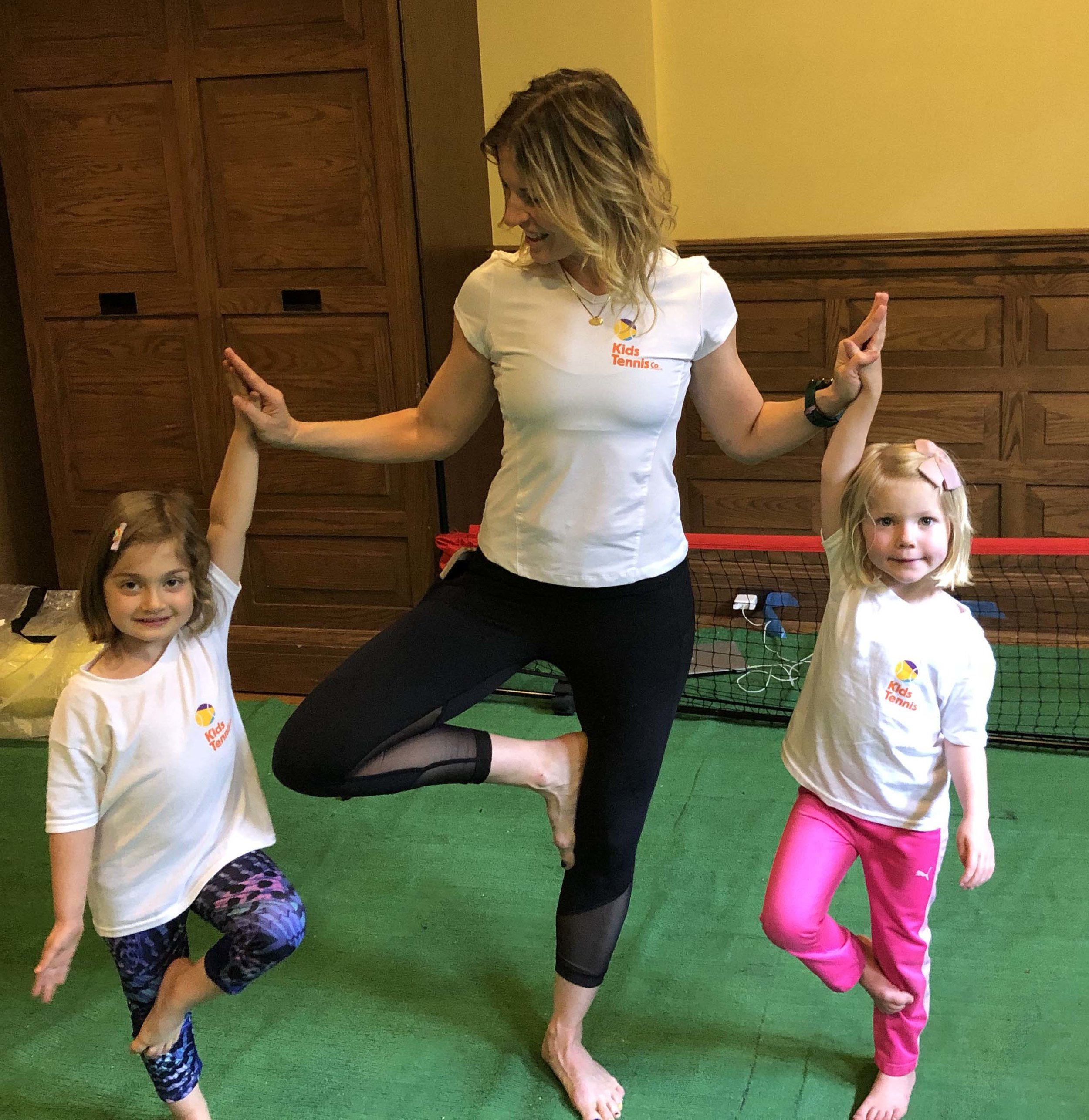 Yoga - Campers will learn how to use their breath, to move and pause with awareness and intention. They'll also work on their flexibility, strength, body awareness and control.