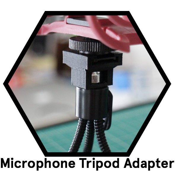 Microphone Tripod Adapter Hex.png