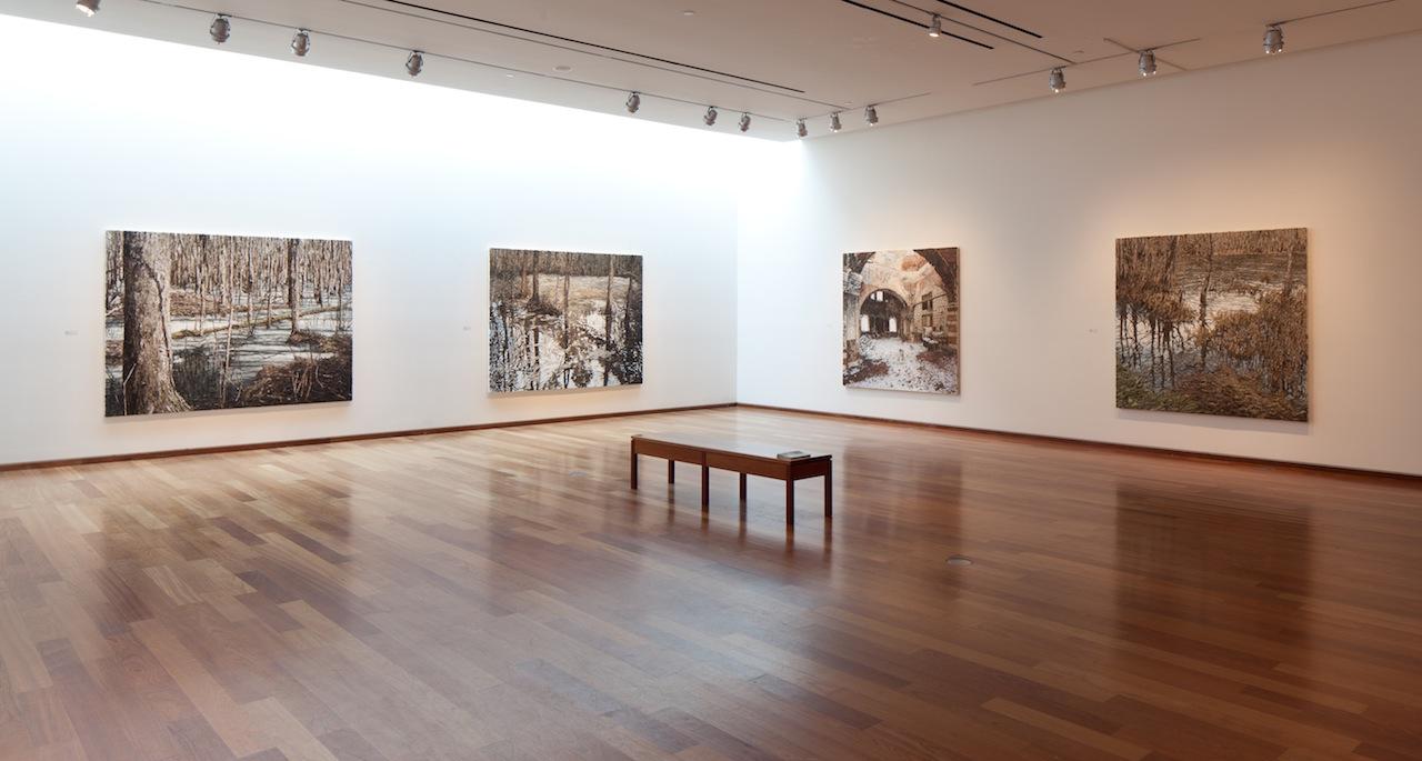 MacLaren Art Centre Installation