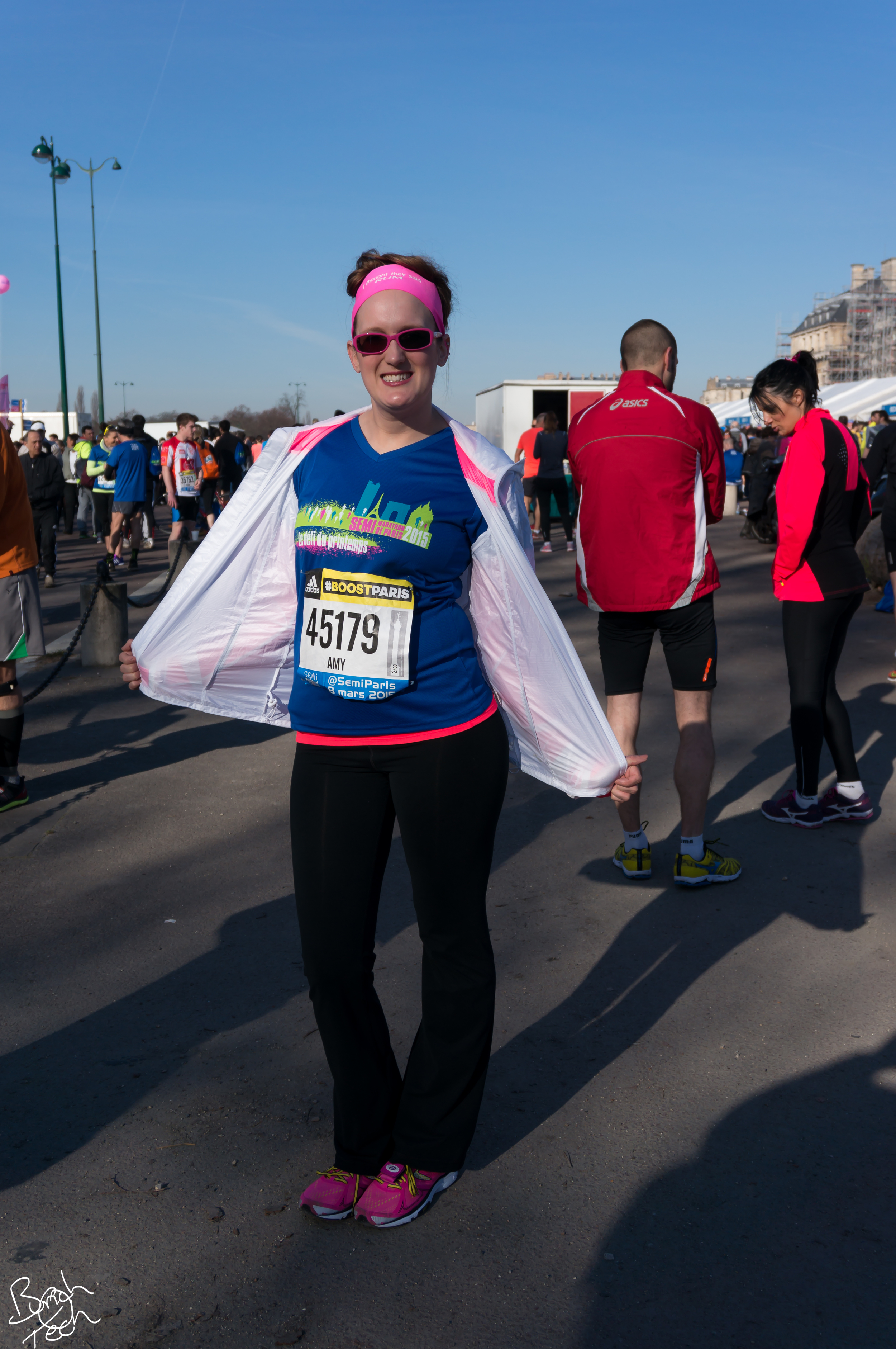Semi-Paris Half Marathon