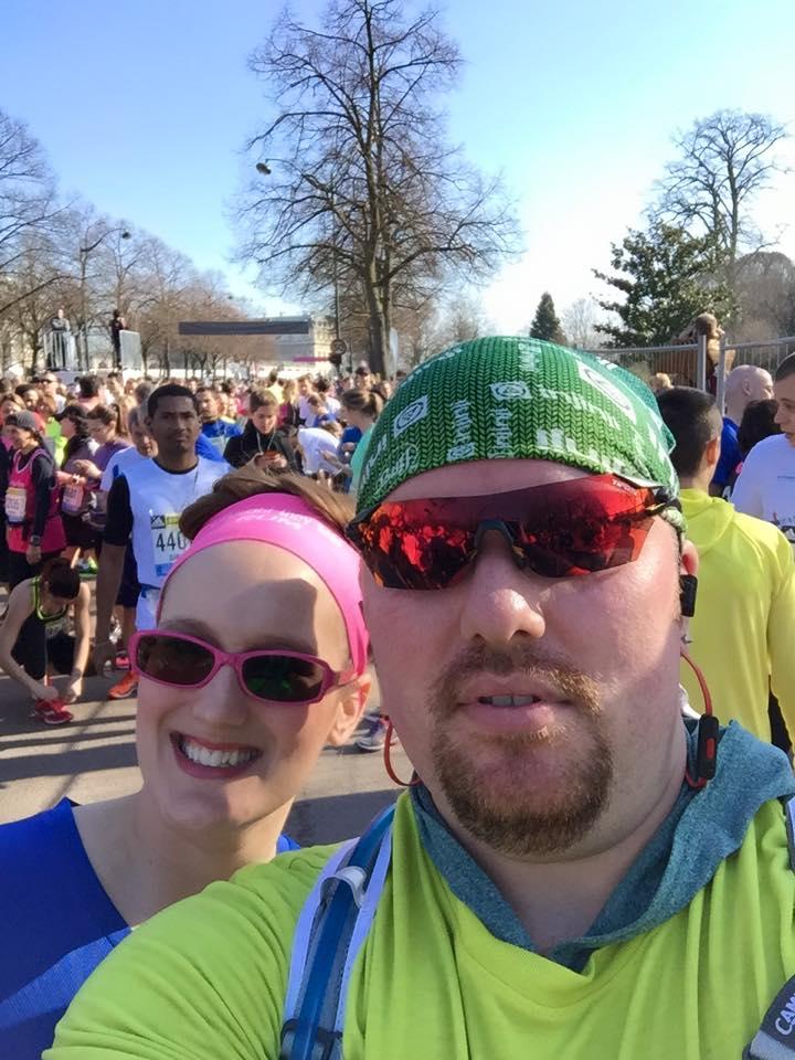 Before The Semi-Marathon