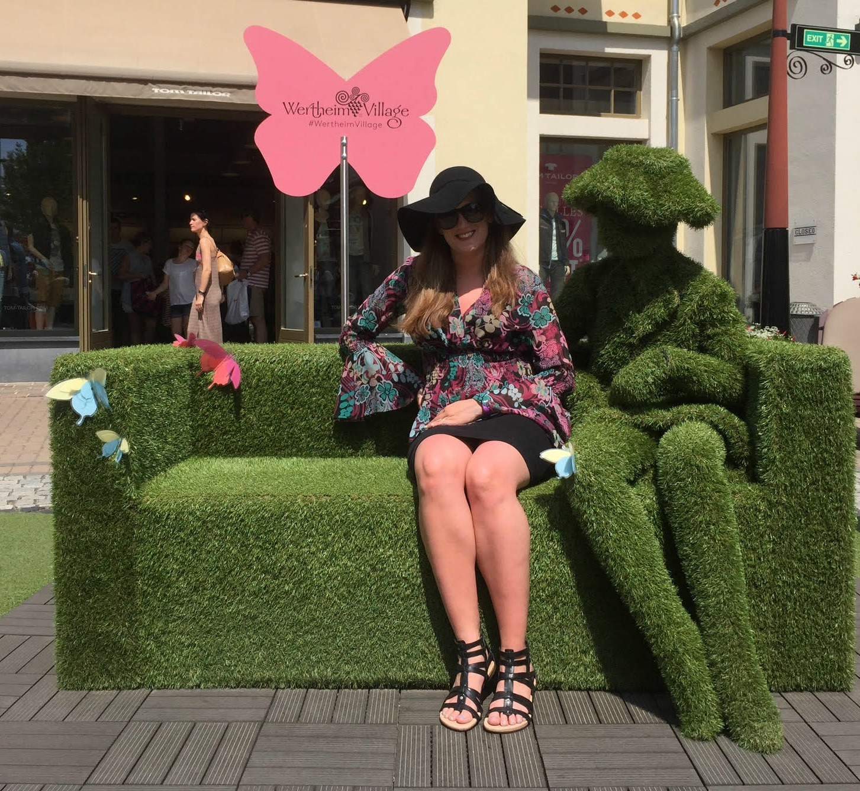 Grass Lady