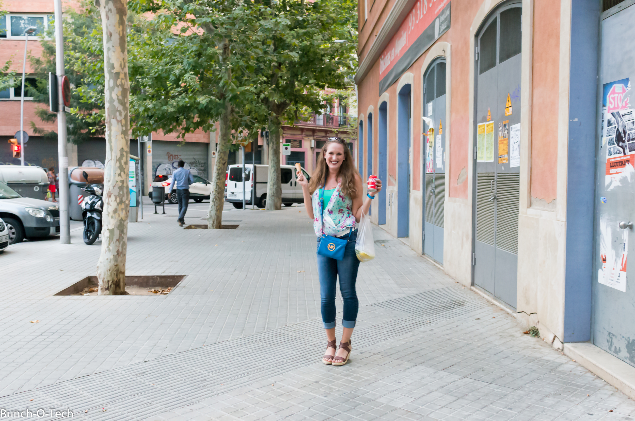WIWW: What I Wore on my Birthday in Barcelona
