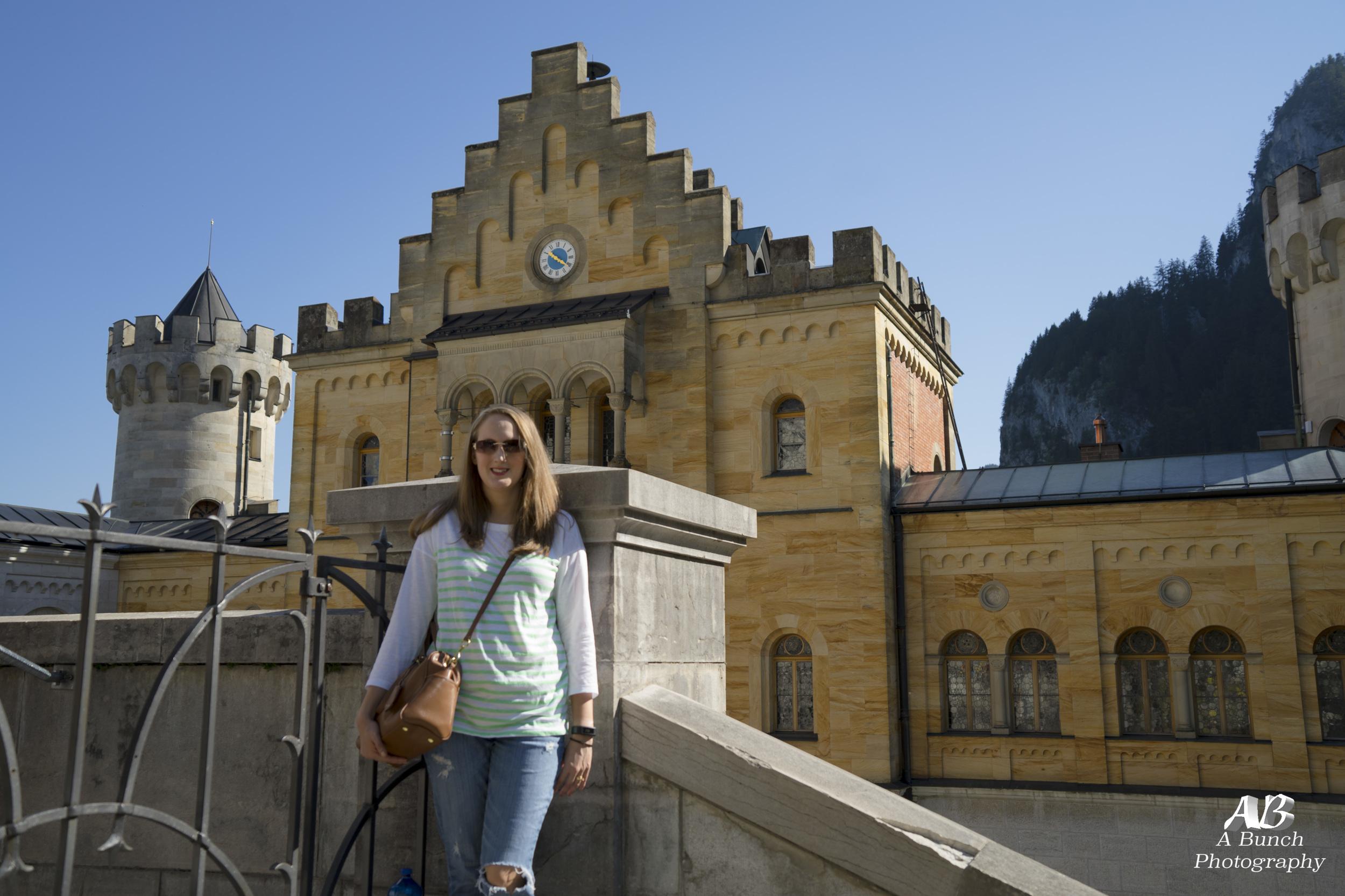Day 2 at the Neuschwanstein Castle