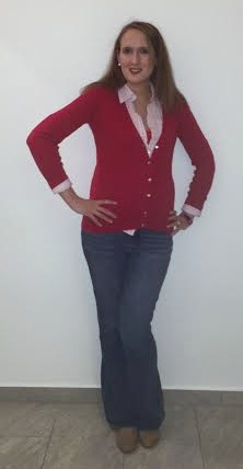 BBCA DAY 9: Pink and Red Plaid