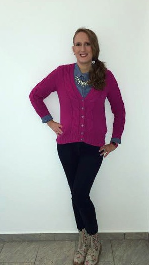 BBCA DAY 12: Chambray and Sparkle