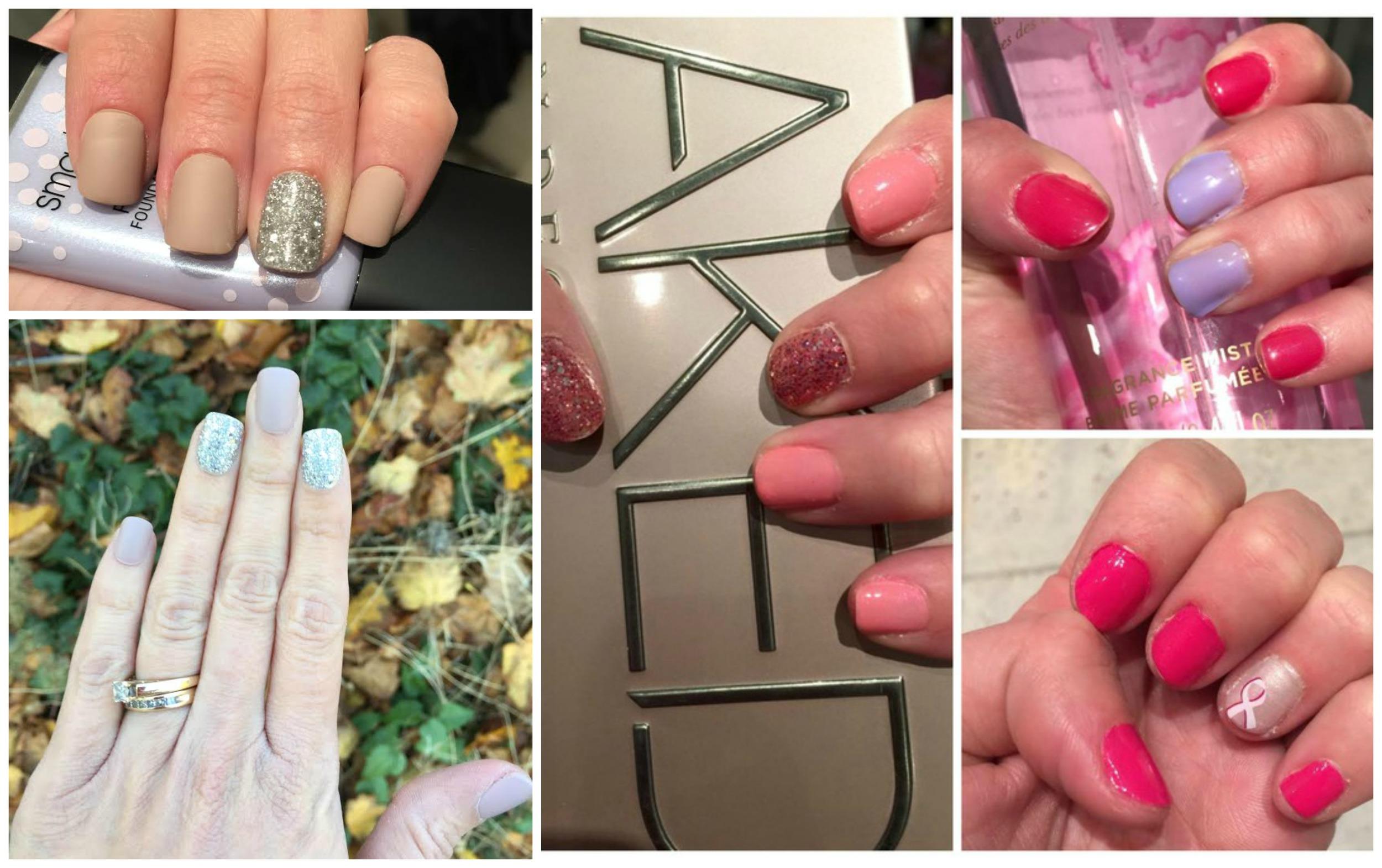 October Nails 2015
