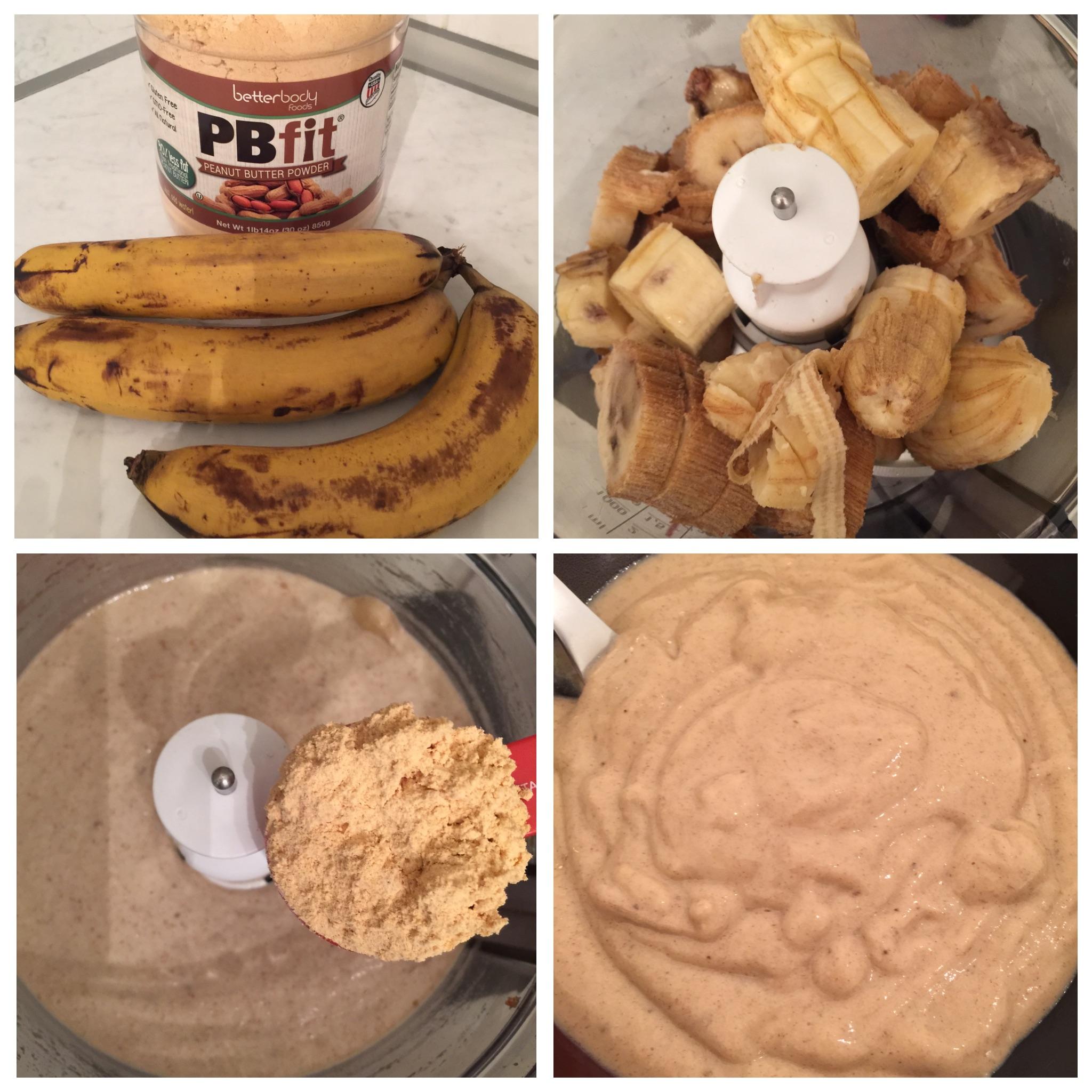 Monthly Recipe: Homemade Banana Icecream