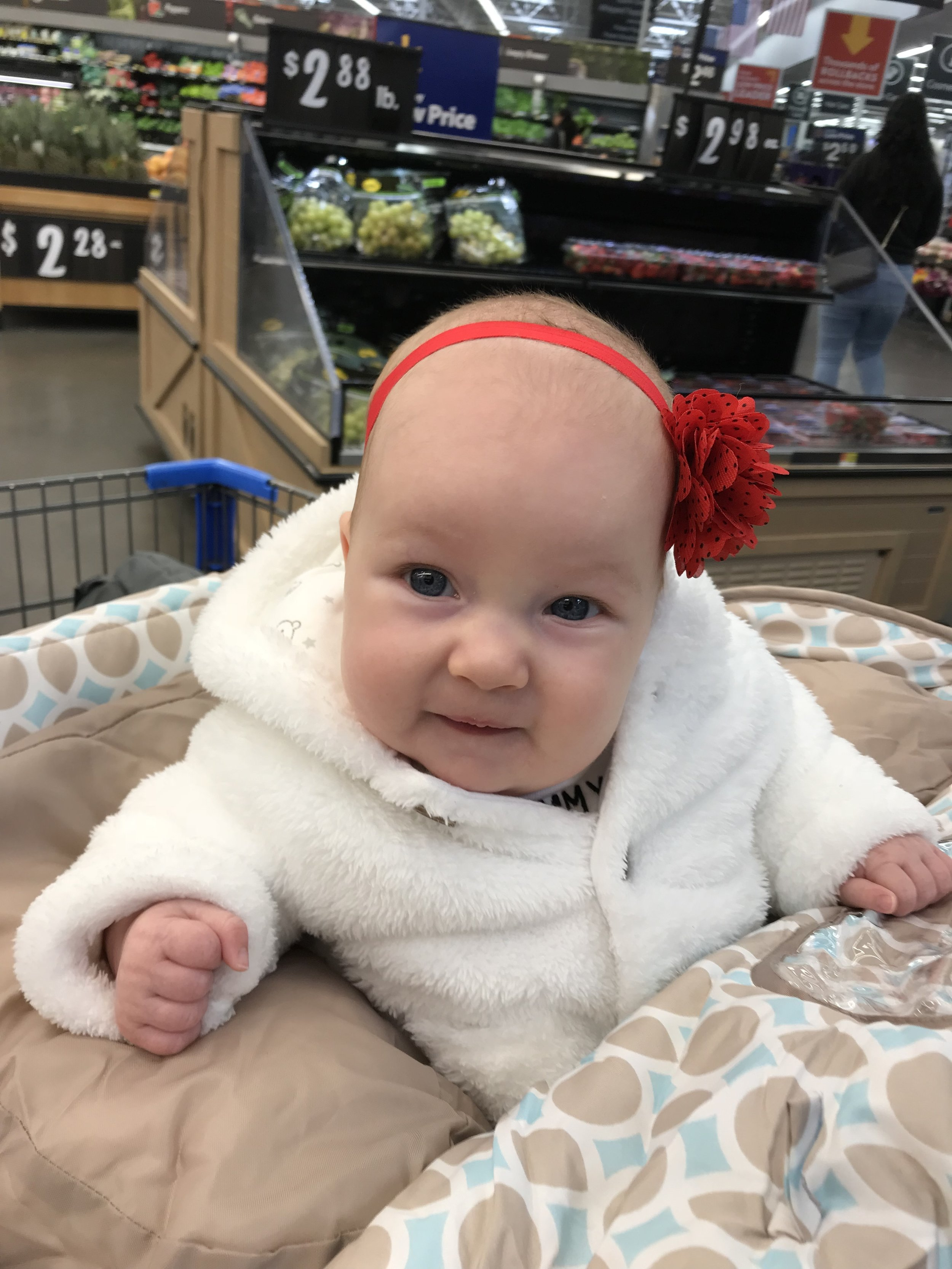 My Favorite Baby Product Series: Cart Covers