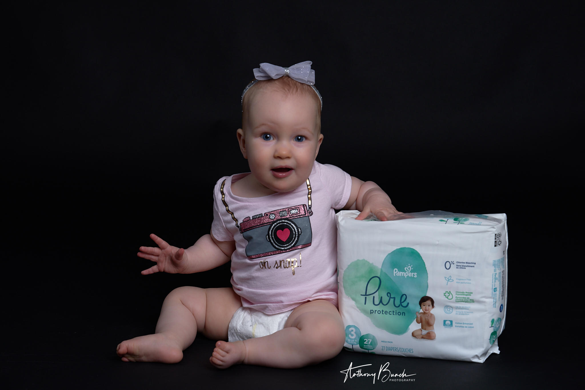 My Favorite Baby Product Series: Pamper Diapers
