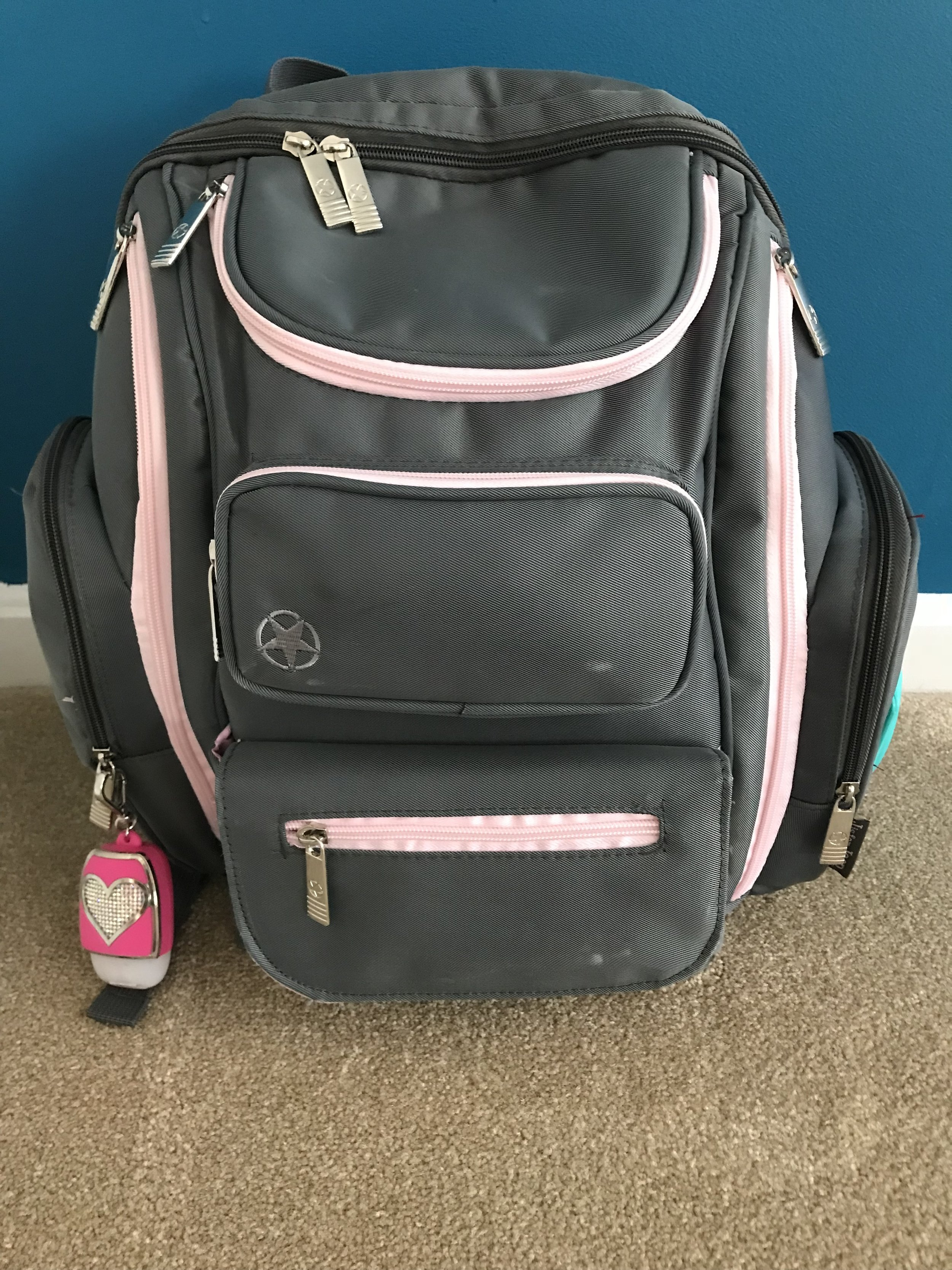 My Favorite Baby Product Series: Jeep Diaper Bag