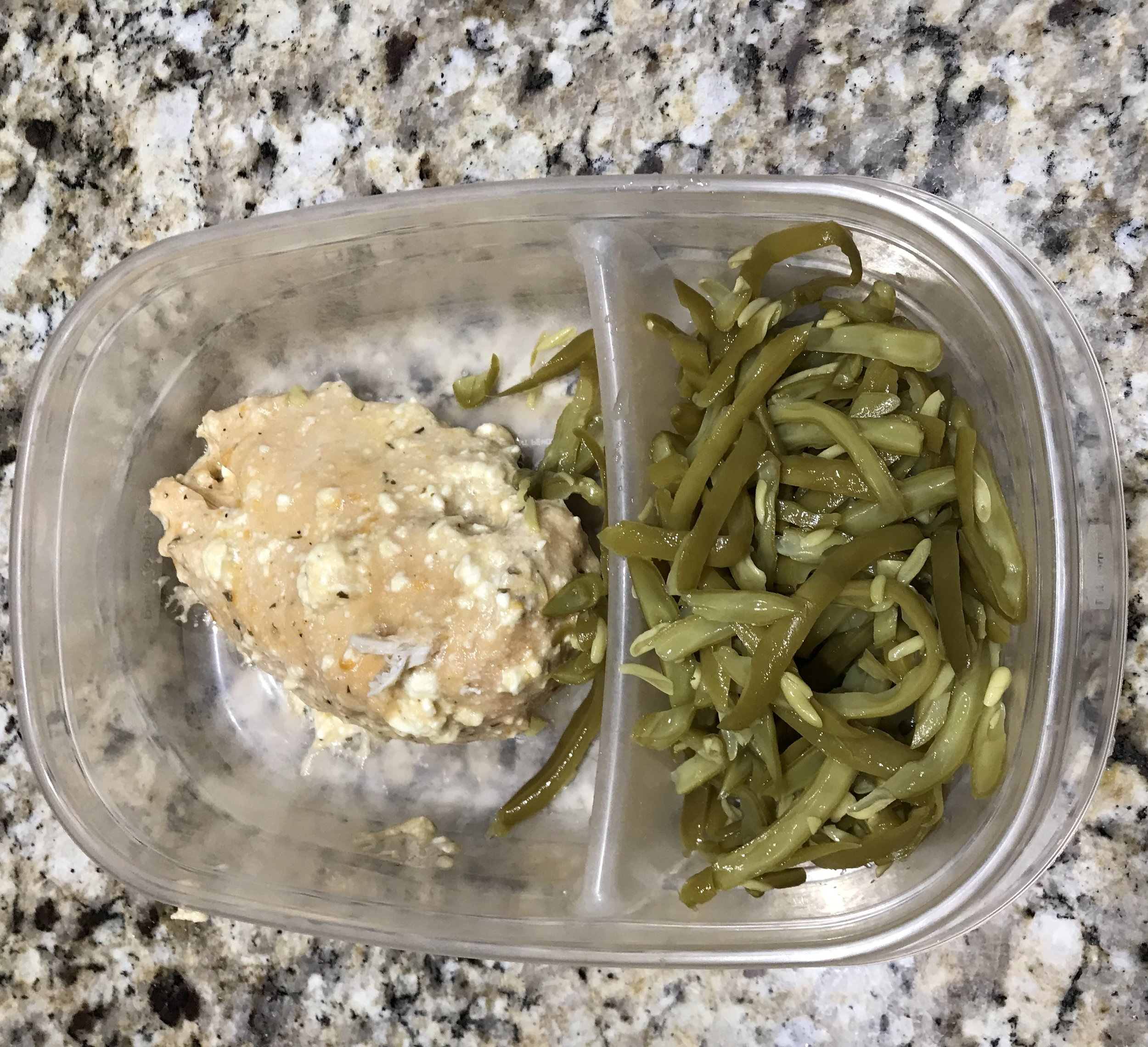 Monthly Recipe: Cheesey Chicken