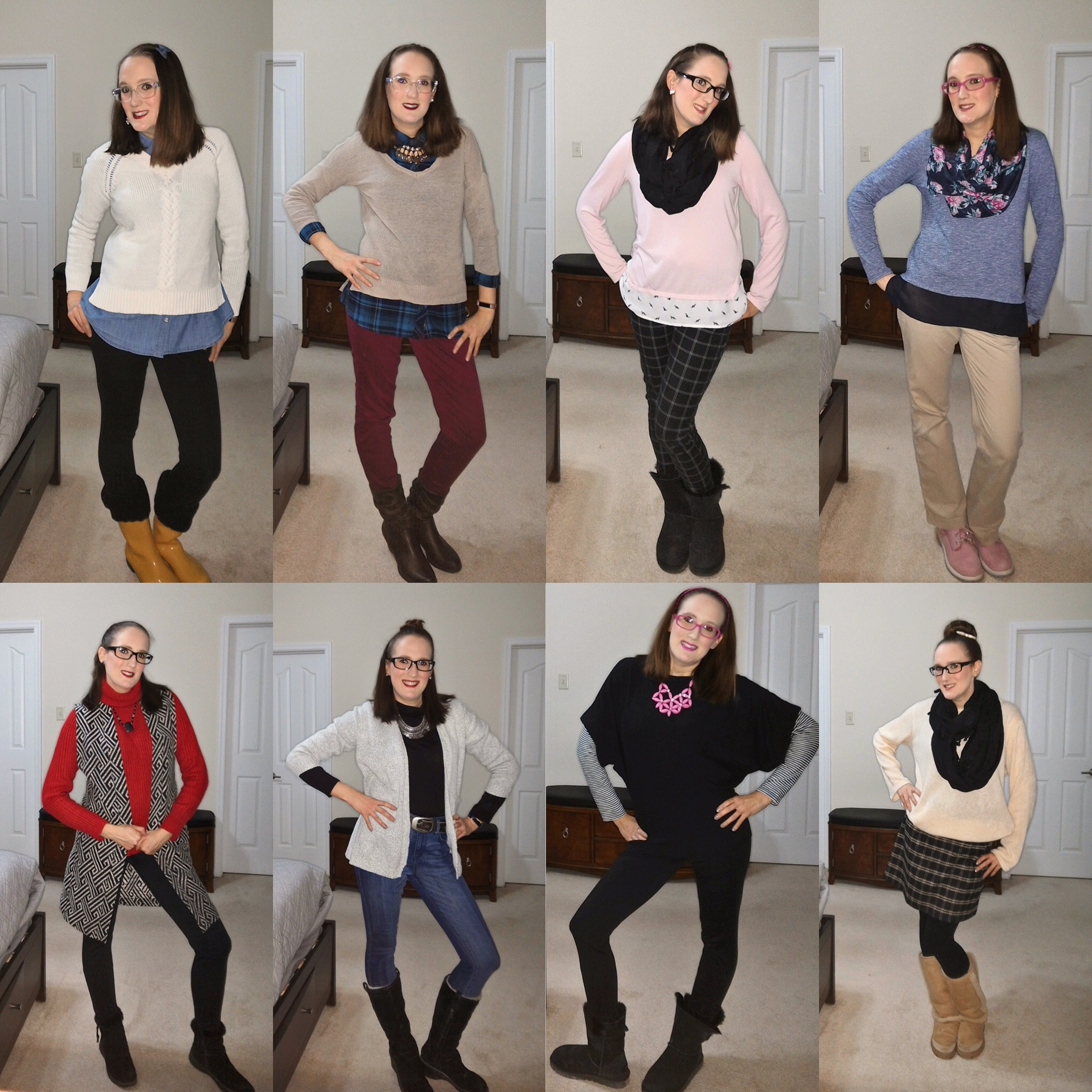 February Outfits