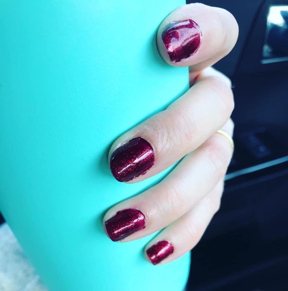 April Nails Recap