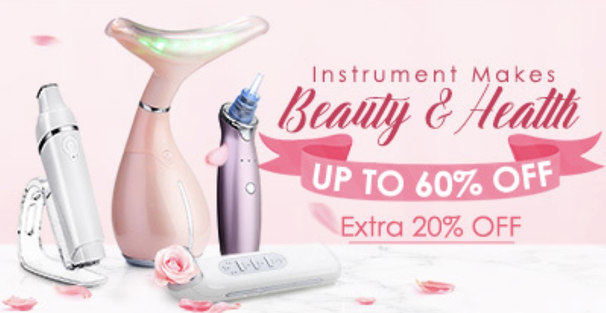 NewChic Beauty Sale