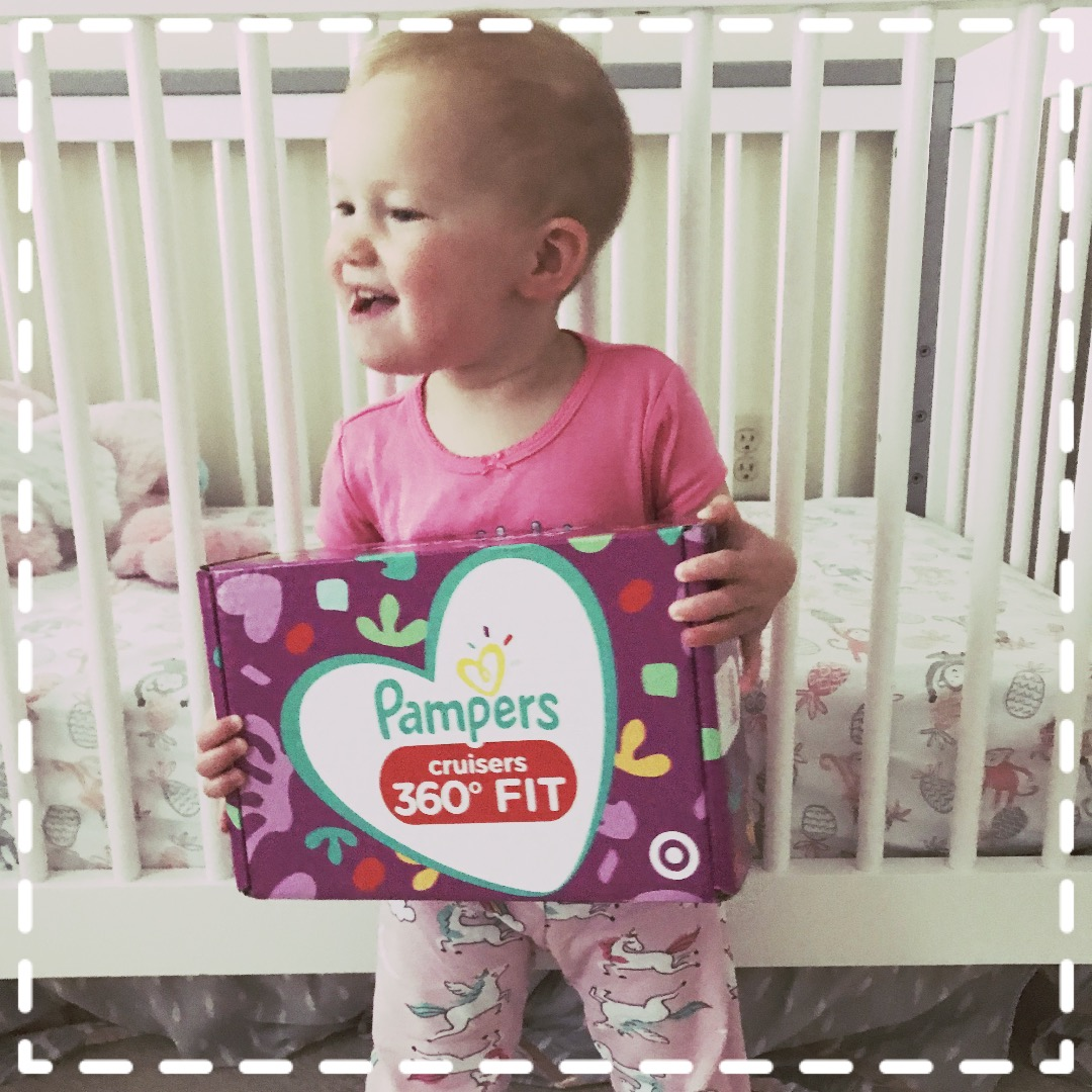 Review: Pampers Cruisers 360° Fit