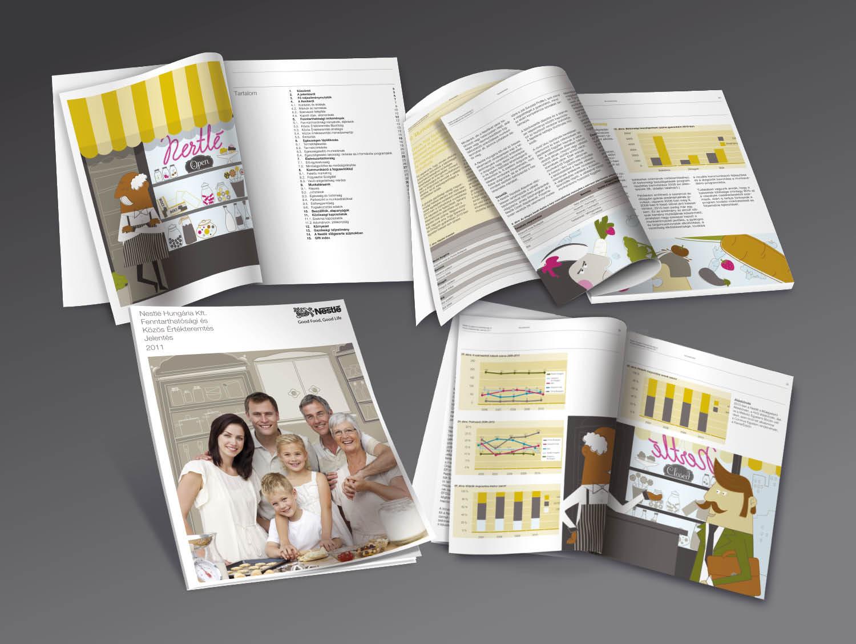 Nestle CSR 2011