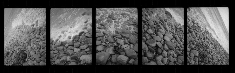 rocks . montauk . ny . 1988