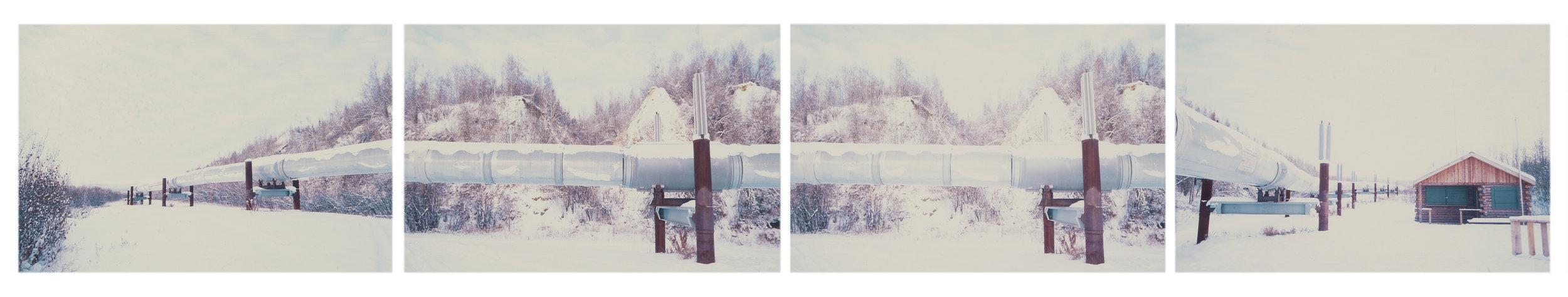 near fairbanks . alaska . 1993
