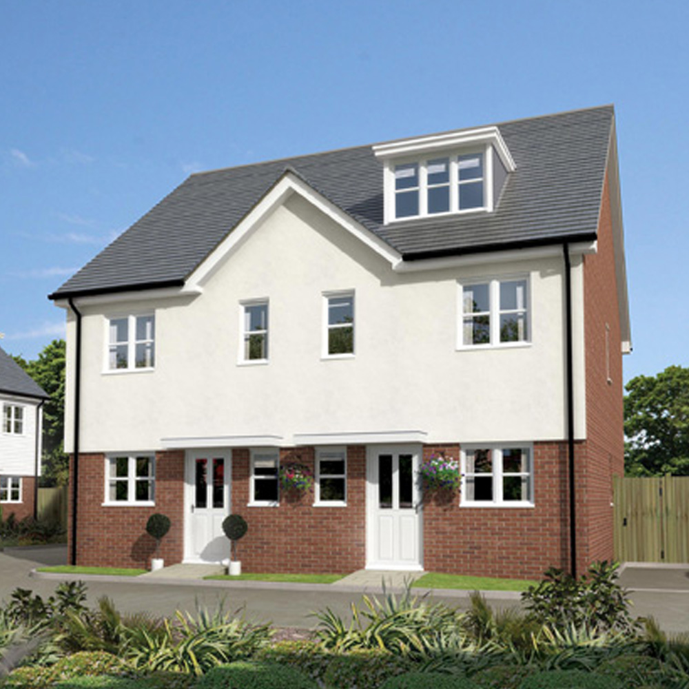 7 family dwellings in Crawley, West Sussex