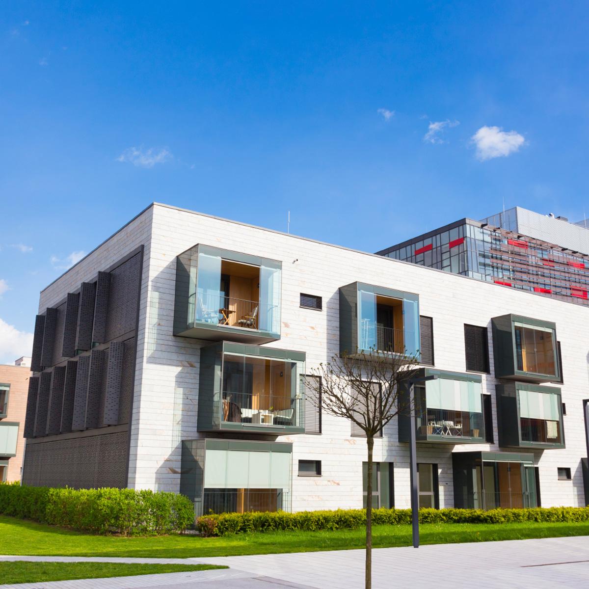 11 student accommodation blocks throughout the UK