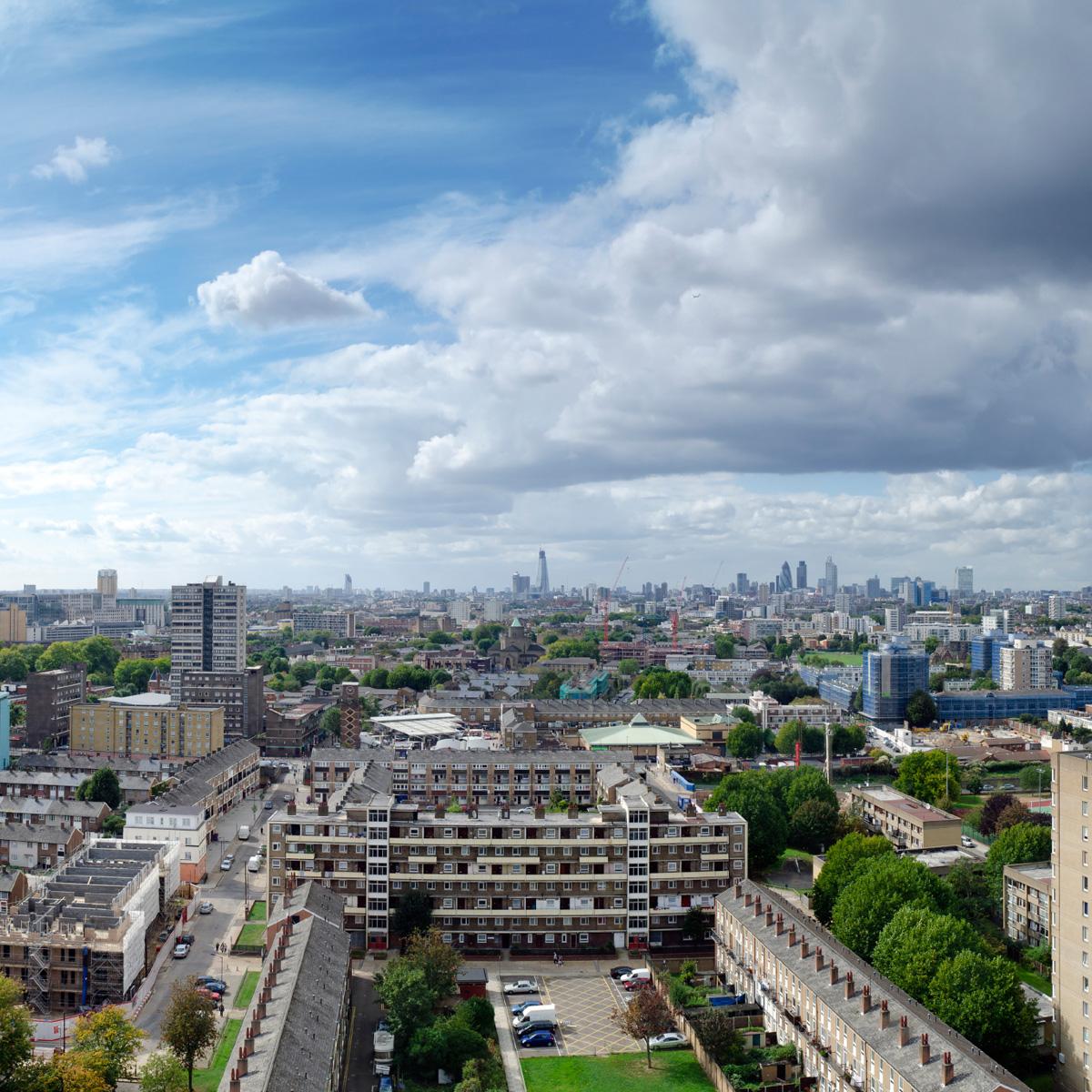 Social Housing Portfolio in London