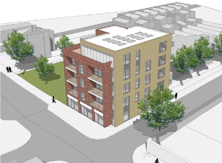 New Build Scheme in Stratford