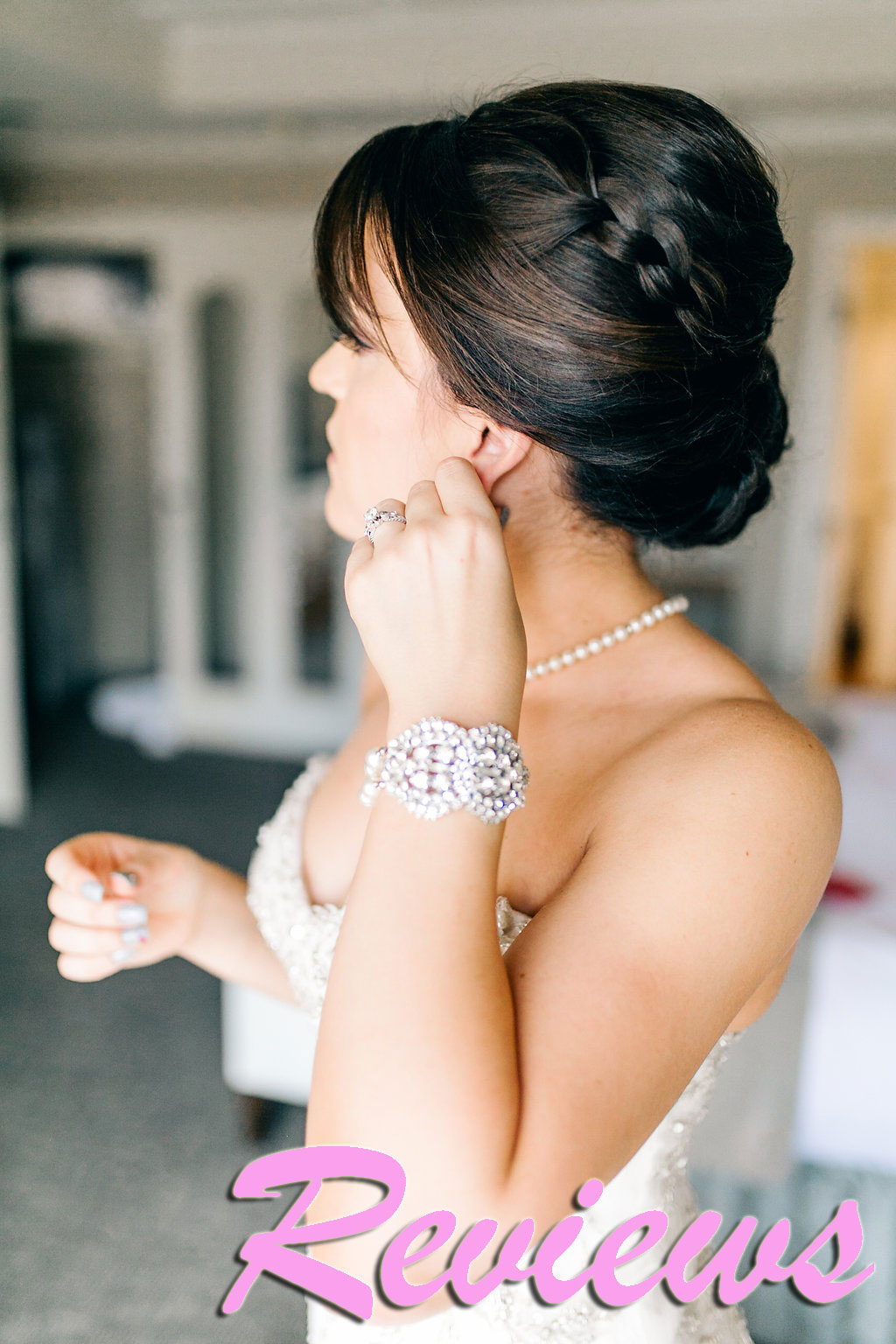 Check out our stellar reviews on weddingwire!