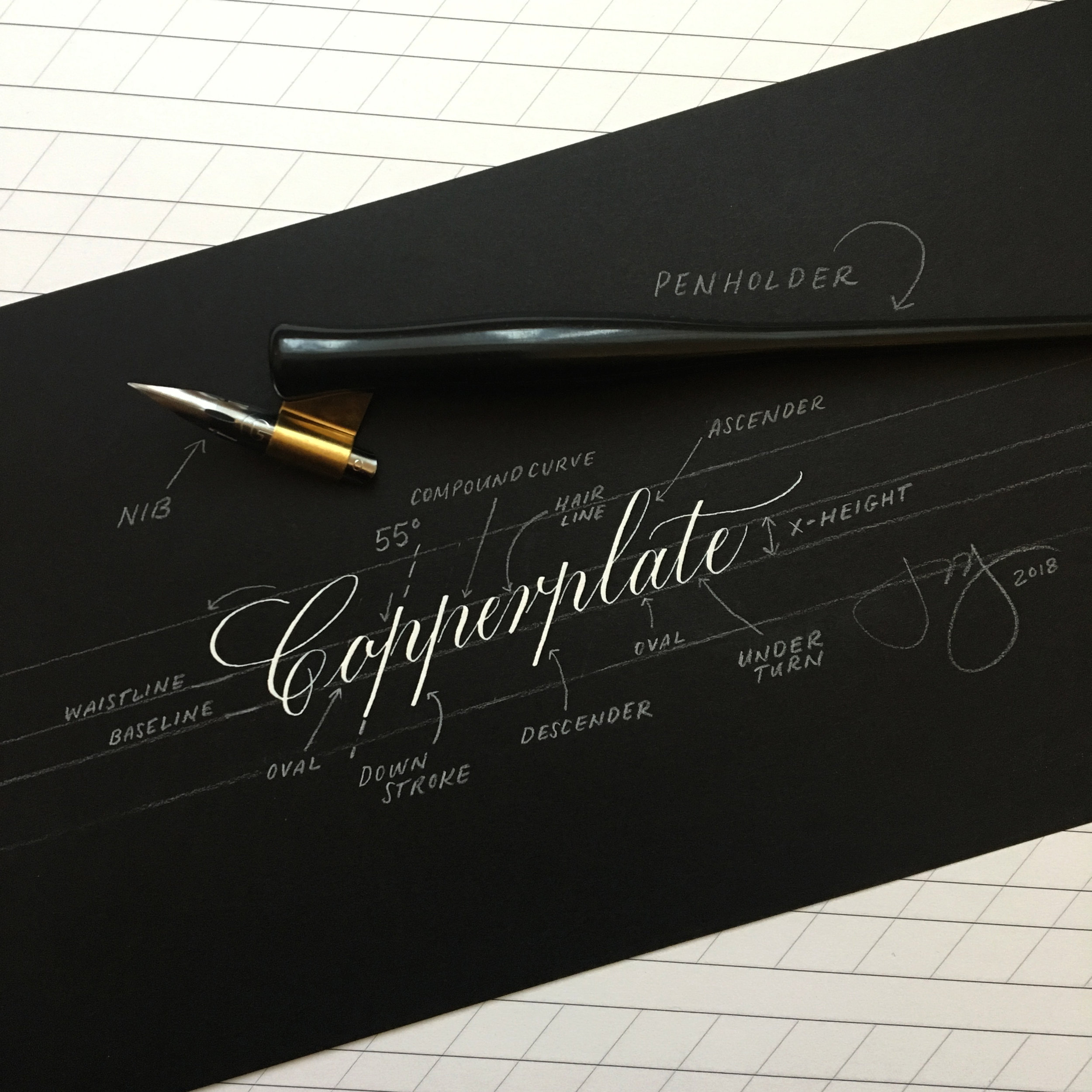 Copperplate Workshop (Atelier Imagine Joy).jpg