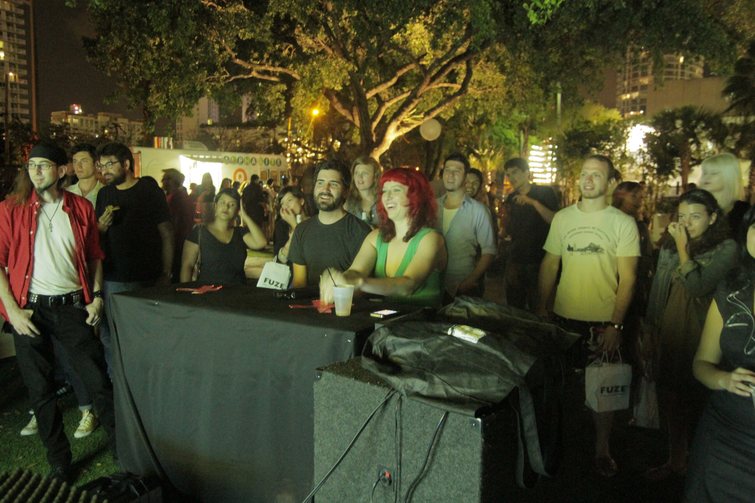Borscht's Auris: Official After Party