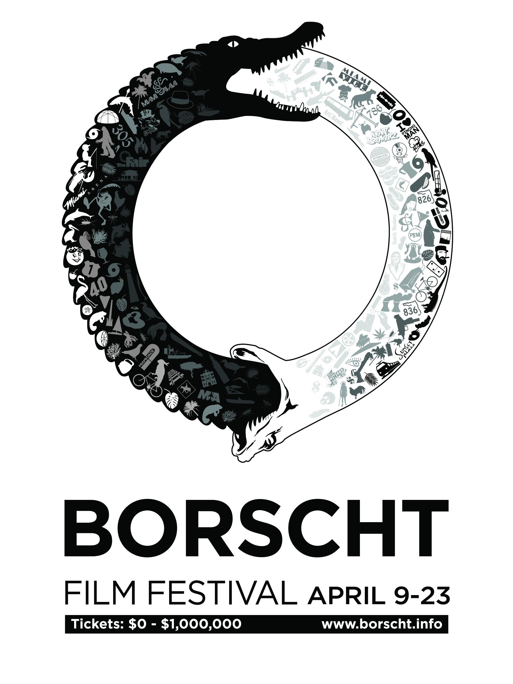 Borscht 7 Poster