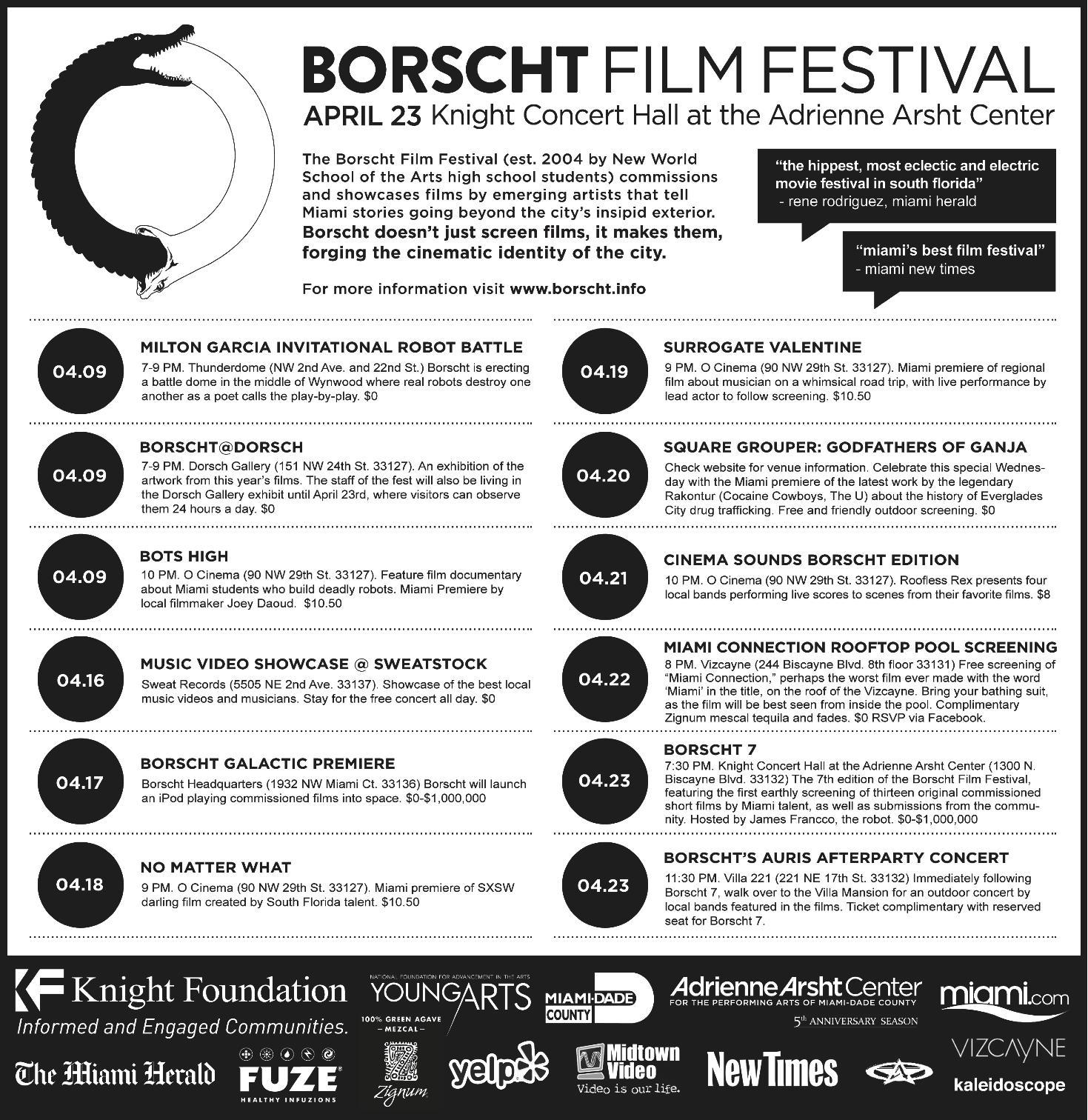 Borscht 7 Ad
