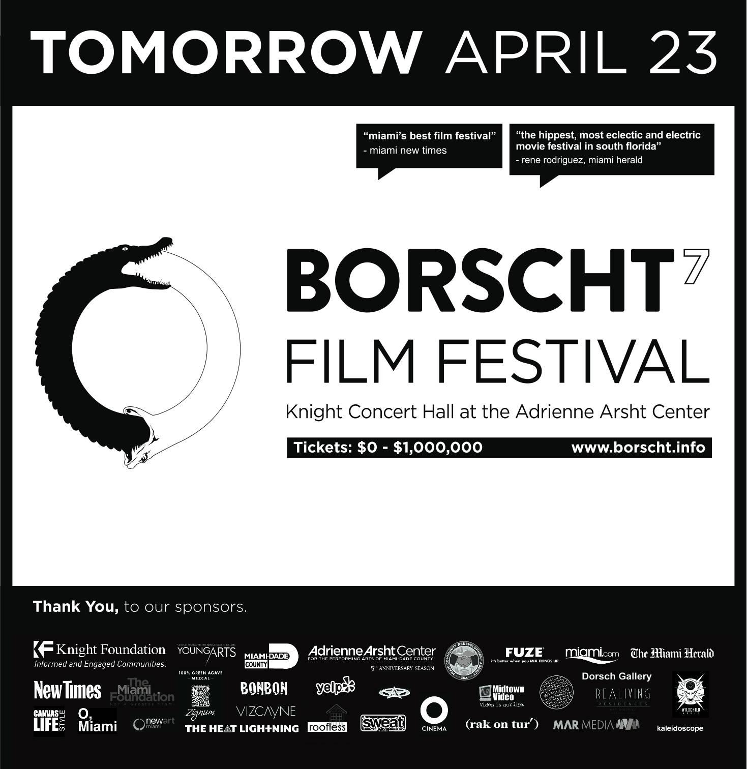 Borscht 7 - Advertisement