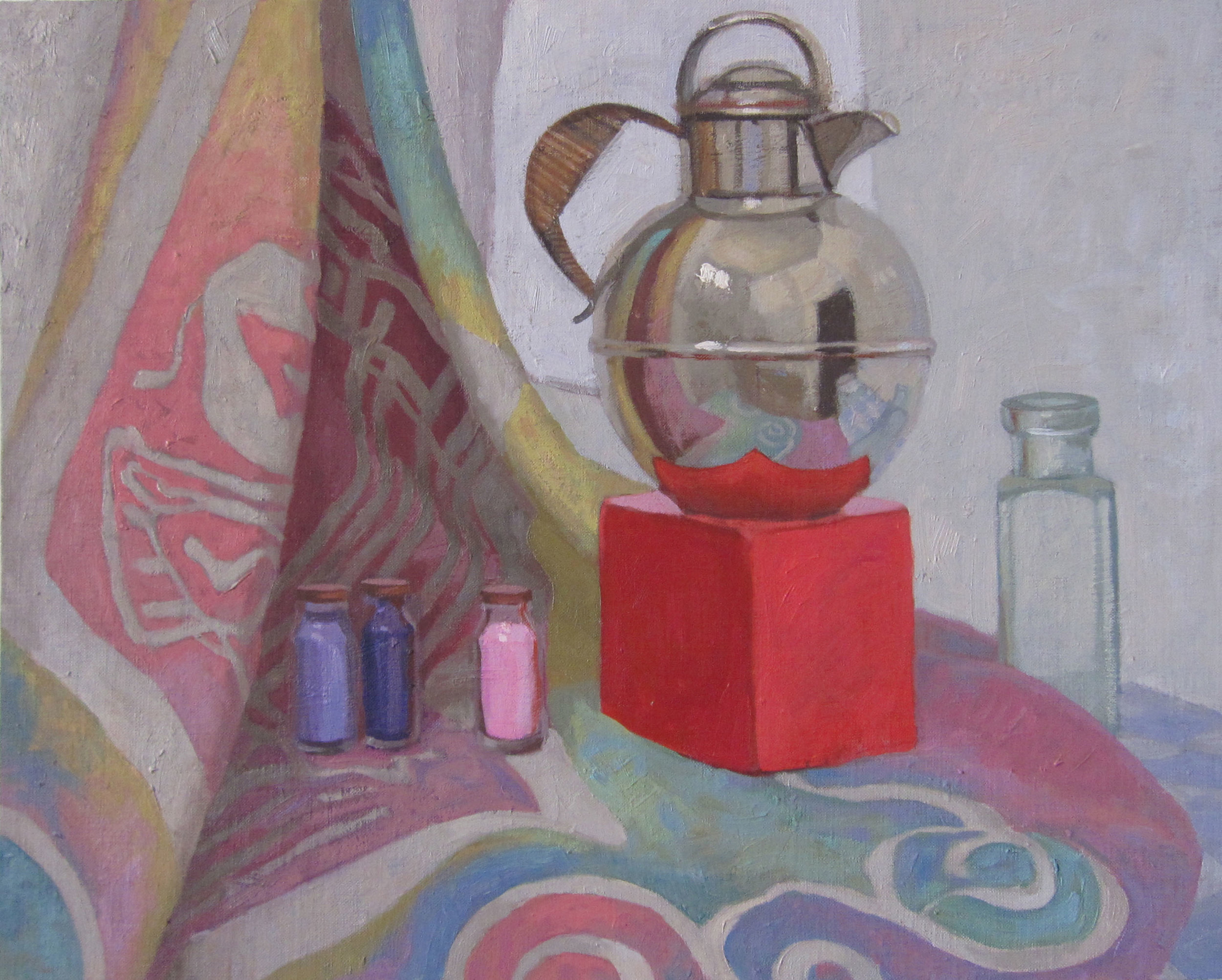 The Silver Teapot (2012)