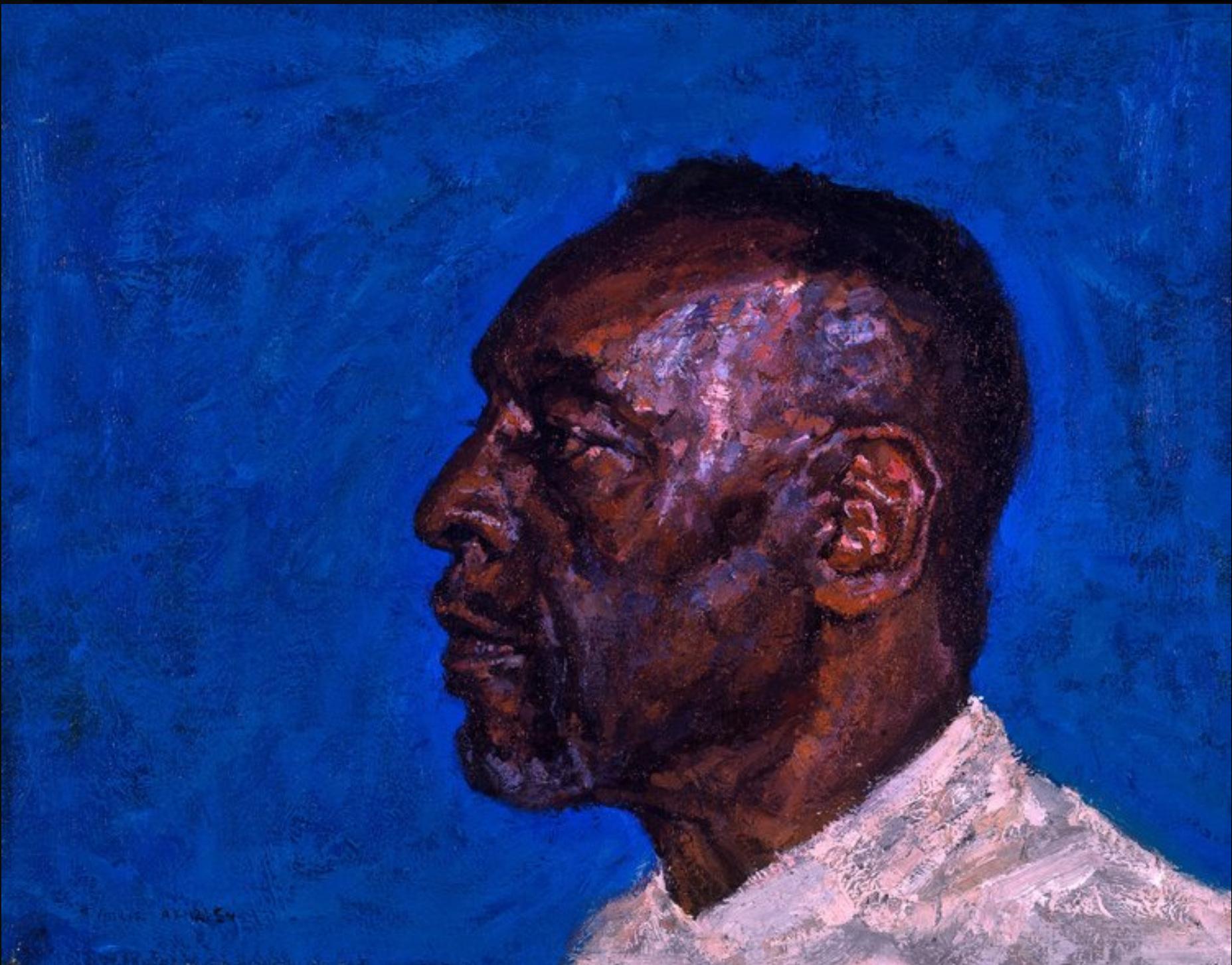 Portrait of Earl Sherman Braggs by  Timur Akhriev