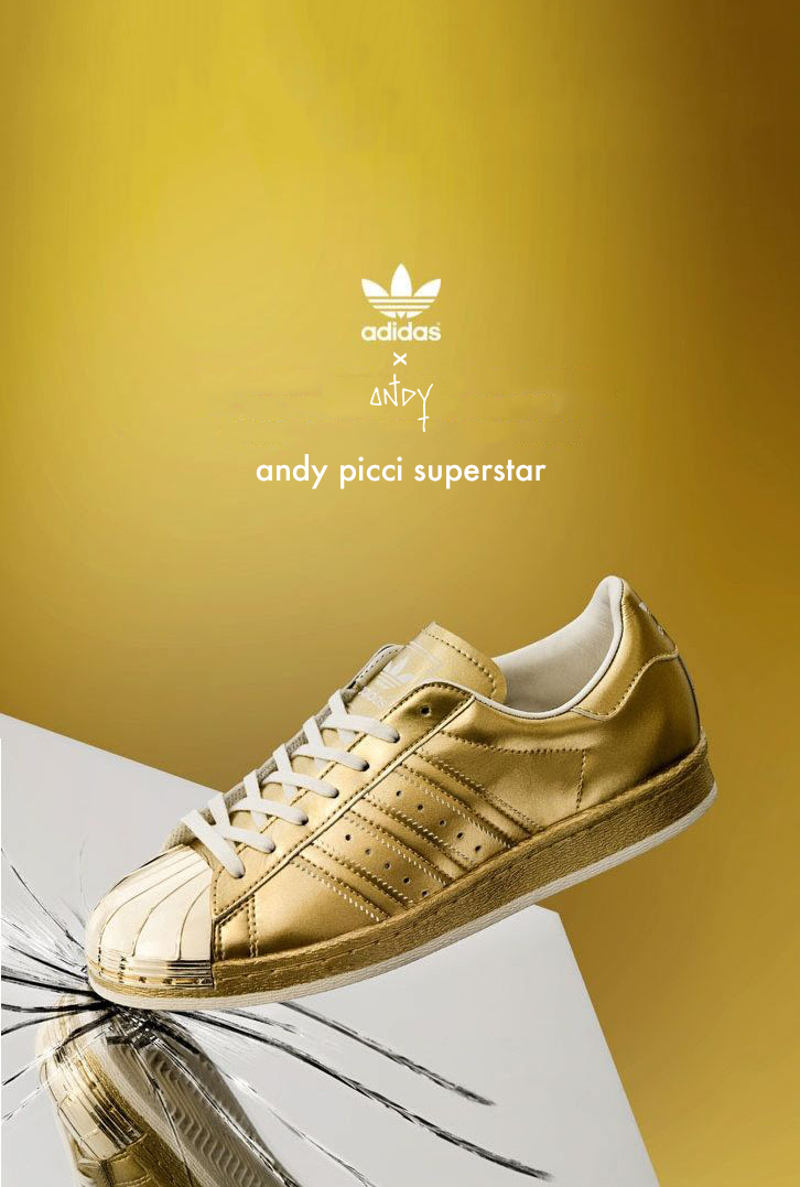 ADIDAS x ANDY
