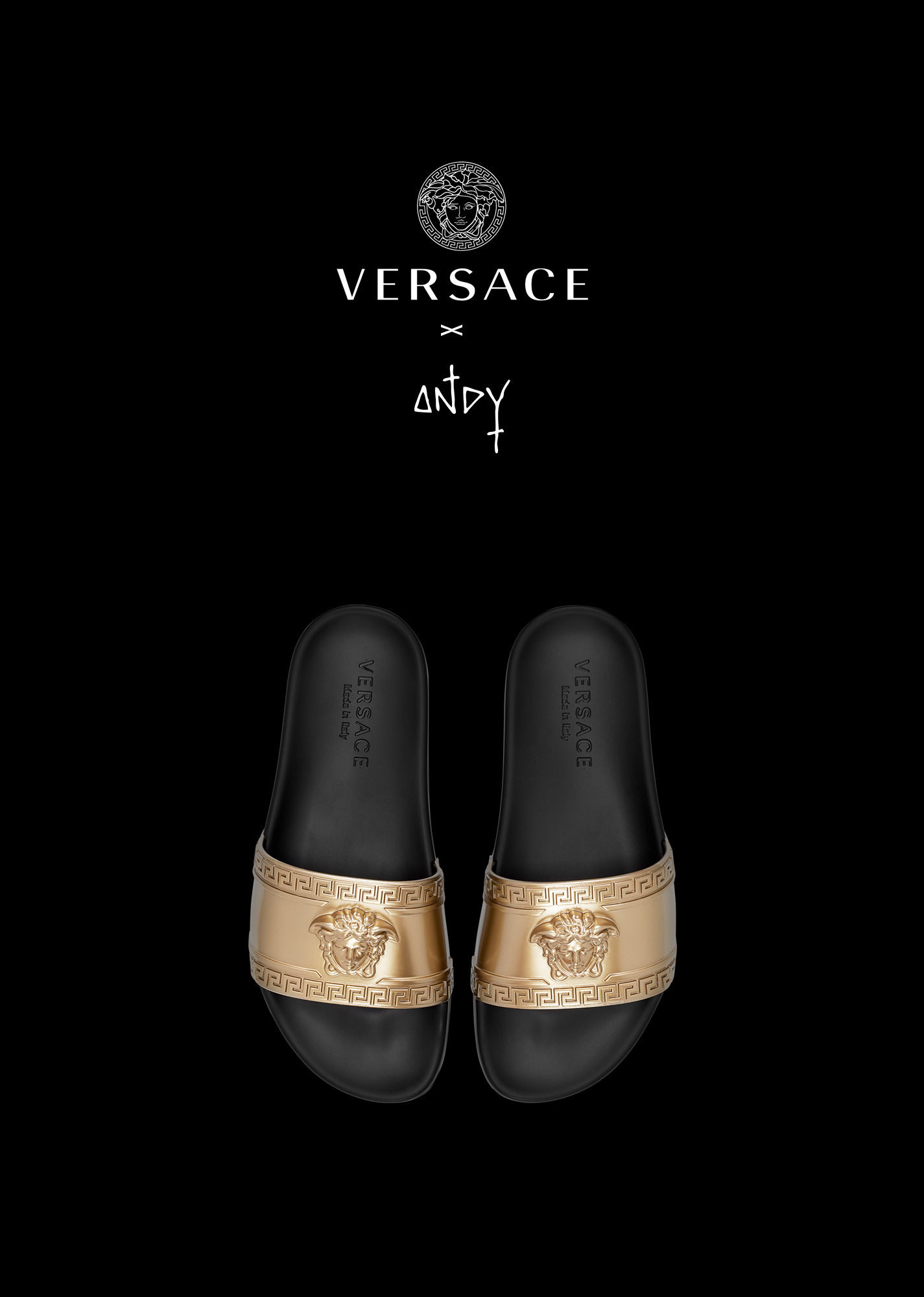 VERSACE x ANDY